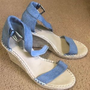 Nautica wedges